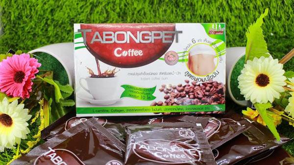 Cà phê giảm cân Tabongpet