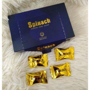 Kẹo Sâm Spinach